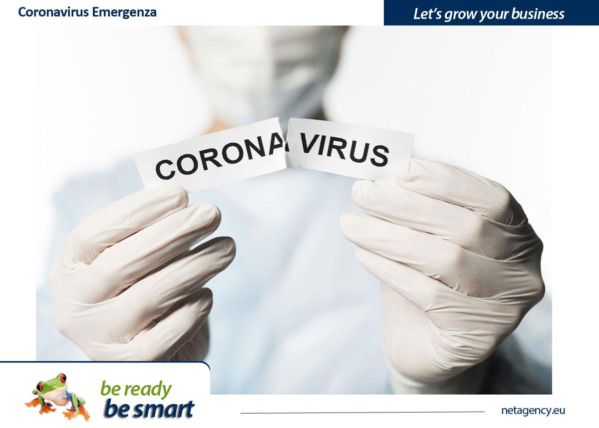netagency web agency 2020 coronavirus emergenza