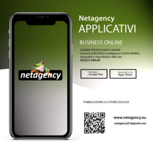 netagency web agency 2020 applicativi online