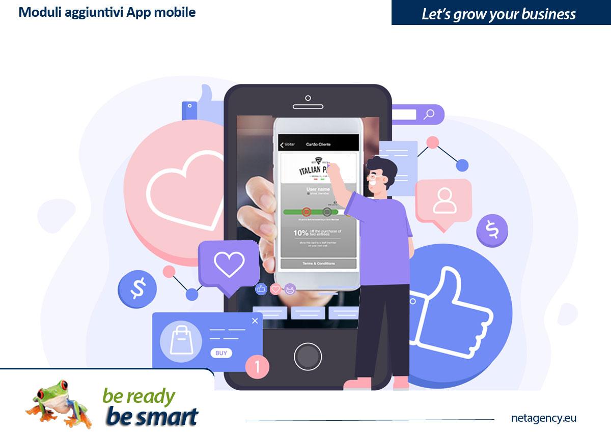 netagency web agency 2020 app moduli extra